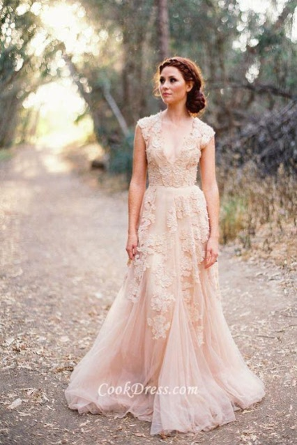 Lace Wedding Dresses For Newzealand Topbridal