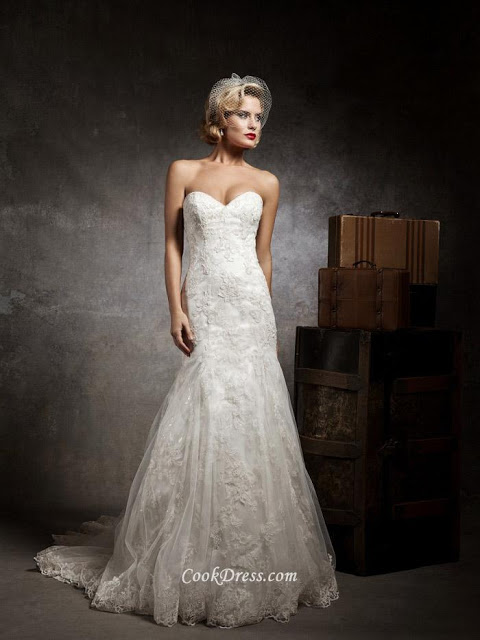 Discount Lace Wedding Dresses at Topbridal.co.nz – Topbridal