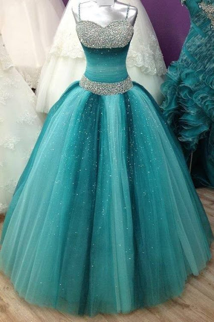 Formal Puffy Dresses