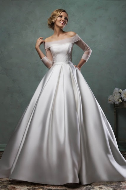 Simple & Beautiful Wedding Dresses At Affordable price – Topbridal